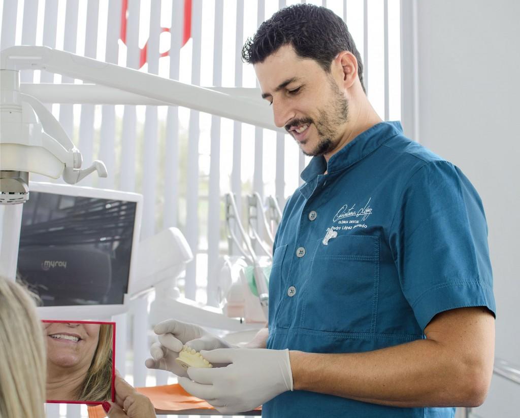 prótesis y estética dental
